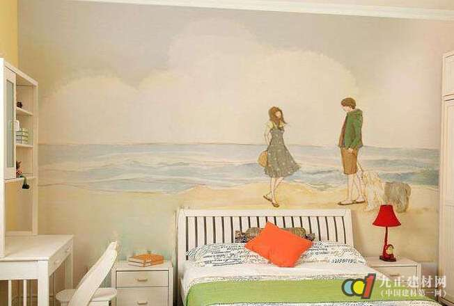 手绘墙颜料有哪些 手绘墙颜料的分类