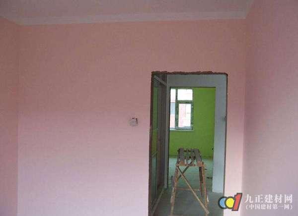 墙面乳胶漆