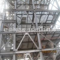 电厂厂房塔架平台用热镀锌钢格栅板正鹏生产