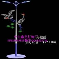 LED造型灯,鸿运系列LED灯杆造型,路灯杆装饰灯的厂家