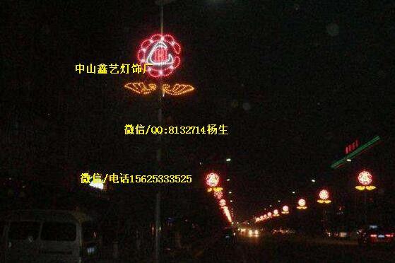 LED路灯杆造型灯|LED造型灯|灯杆装饰灯