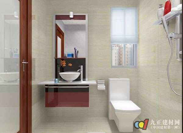 卫生间瓷砖怎么选 卫生间瓷砖尺寸