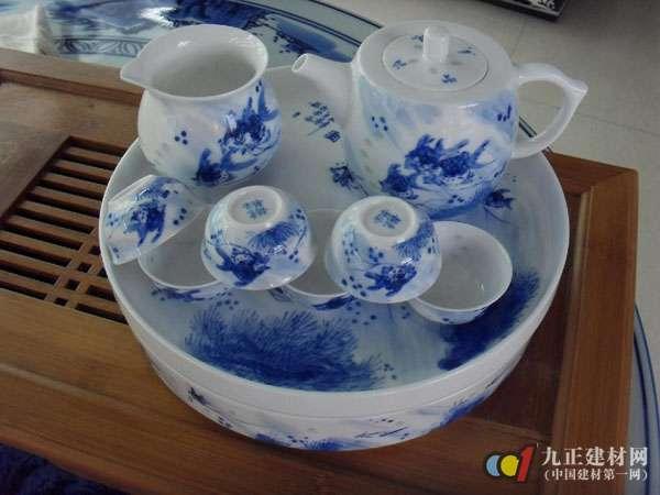 青花瓷茶具怎么保养 青花瓷茶具制作步骤