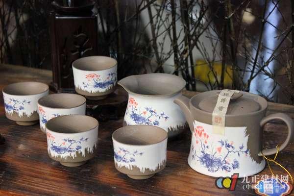 陶土茶具特点图片