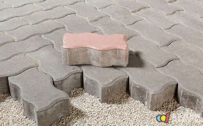 院子地面砖