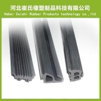 EPDM三元乙丙卡玻璃密封胶条