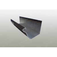 方形雨水管/彩铝落水系统/成品天沟/房屋防水天沟/排水系统