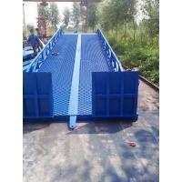 集装箱移动登车桥 移动式登车桥