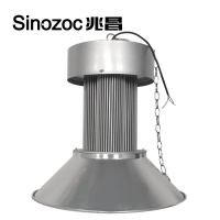兆昌高亮度工矿灯图片 工业照明灯具 LED工矿灯100W/1