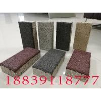常用规格的生态陶瓷透水砖价格