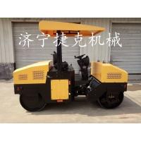 3吨小型座驾压路机JKZ-3000