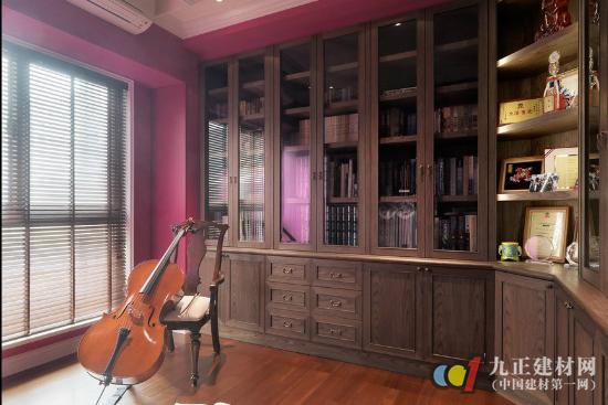 组合书柜哪种比较好看?组合书柜效果图欣赏