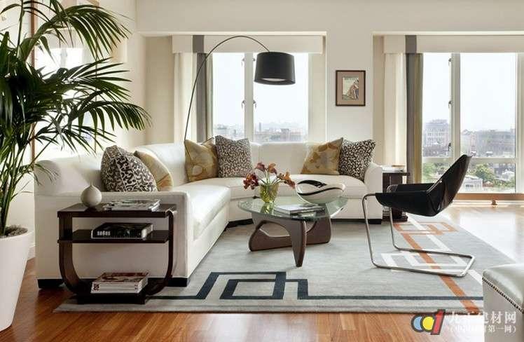 客厅家具摆放效果图