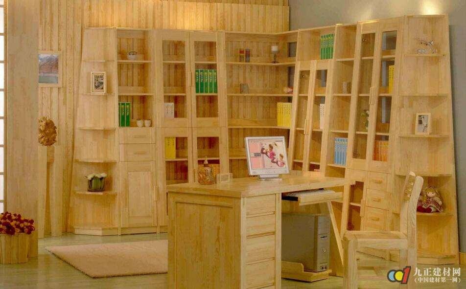 松木家具效果图