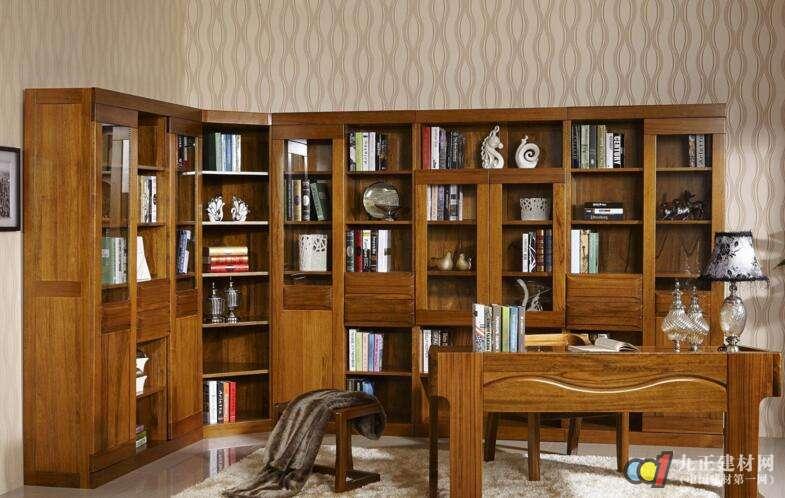 书柜效果图图片3