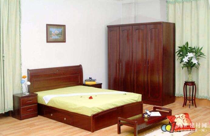卧室家具装修效果图3