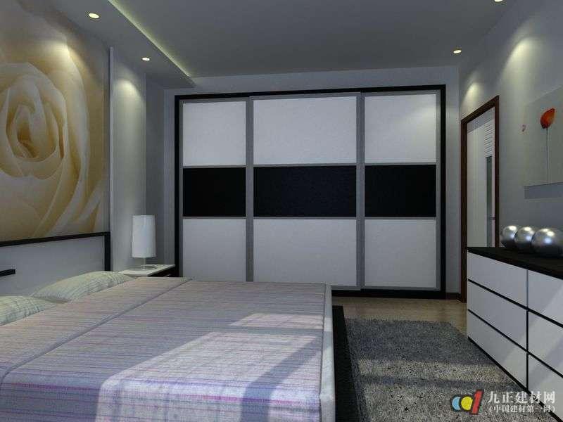 卧室家具装修效果图4