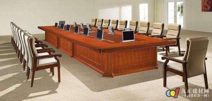 会议桌样式装修效果图3