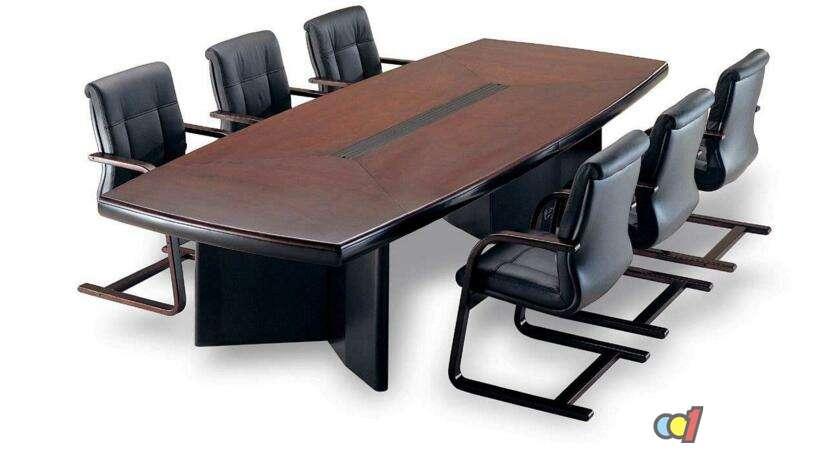 会议桌样式装修效果图4