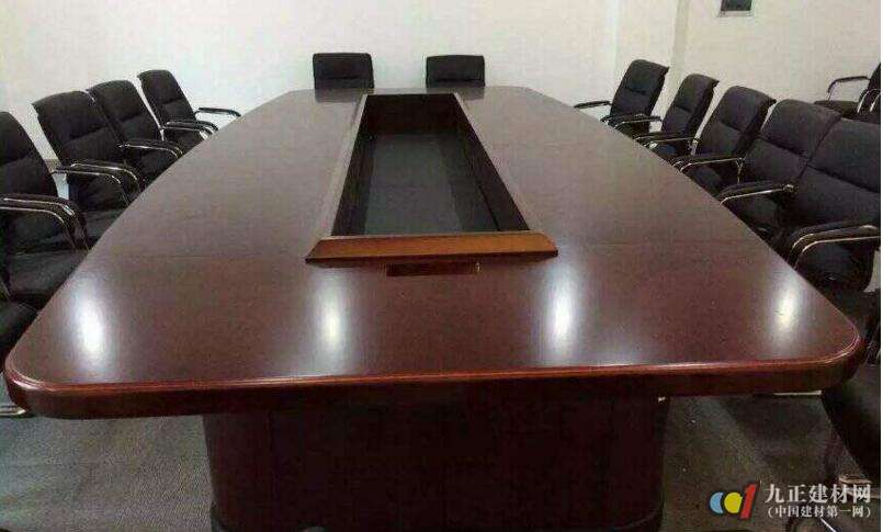 会议桌样式装修效果图5