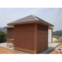 深圳塑木墙板