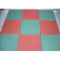 橡胶安全地垫 幼儿园橡胶地垫