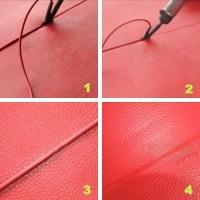 PVC塑料焊枪热风枪DSH-D型进口品质地胶施工专用焊枪