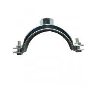 HDPE虹吸同层排水系统镀锌五金管卡立管卡