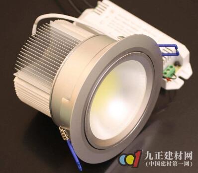 筒灯安装方法