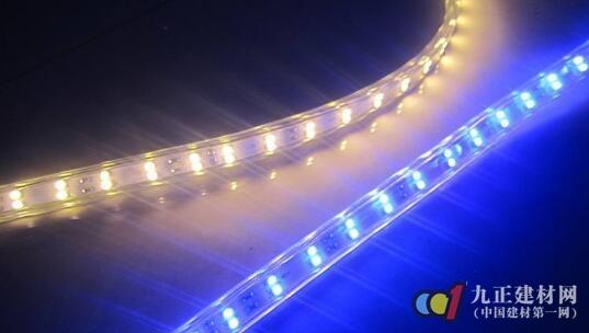 led灯带种类