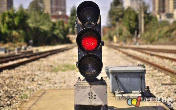 铁路信号灯图片