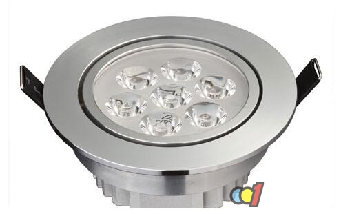LED射灯优点