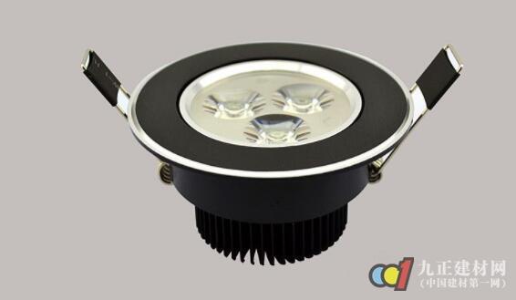 LED射灯结构