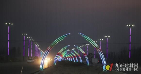 LED景观灯安装方法