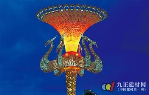 led景观灯图片