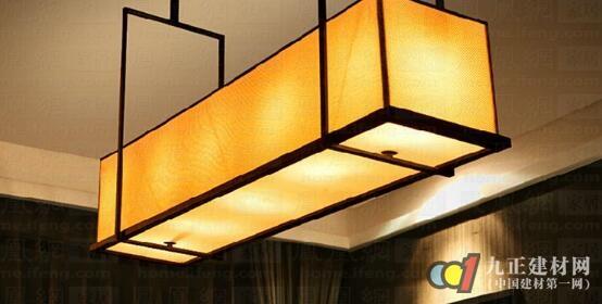 中式吊灯十大品牌