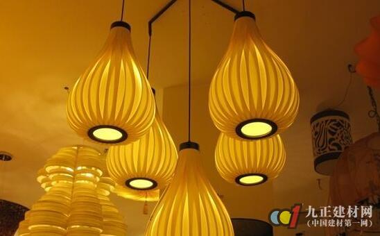 现代灯具图片