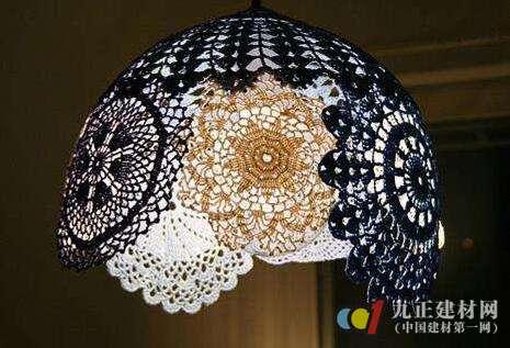 吊灯灯罩效果图