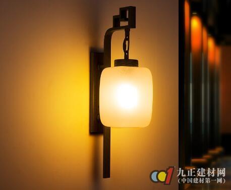 中式壁灯选购技巧
