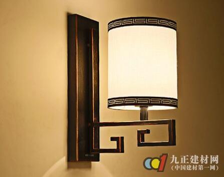 中式壁灯图片