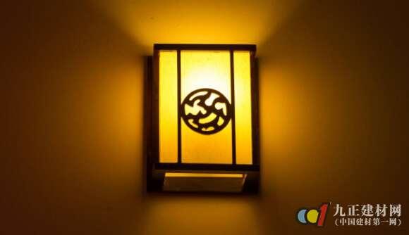 墙壁灯图片