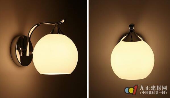 壁灯安装高度