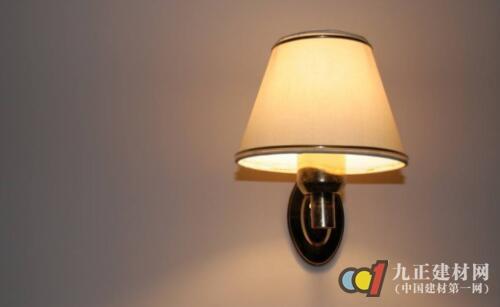 壁灯效果图