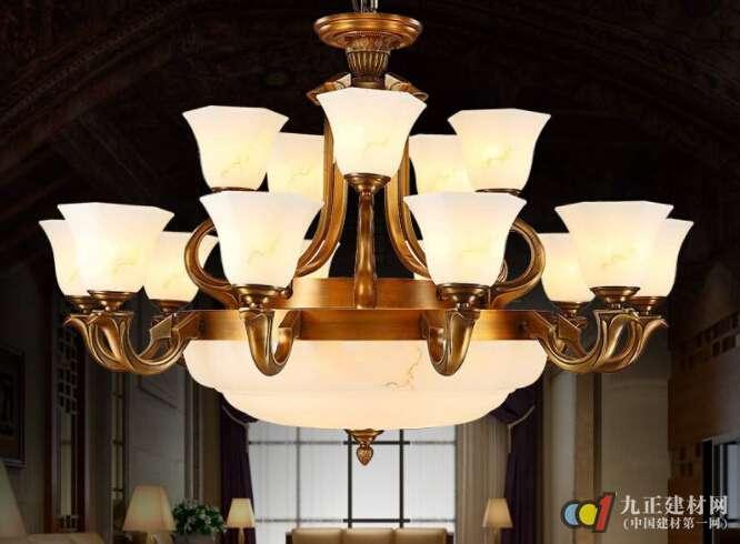 客厅大吊灯