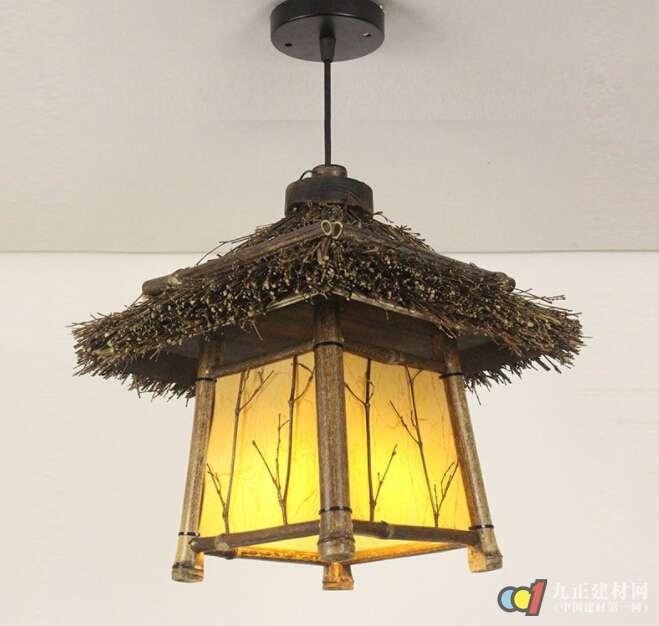 东南亚风格吊灯