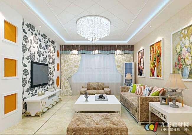 客厅灯具的种类有哪些 客厅灯光设计注意事项图片