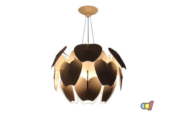 吊灯安装装饰效果图2