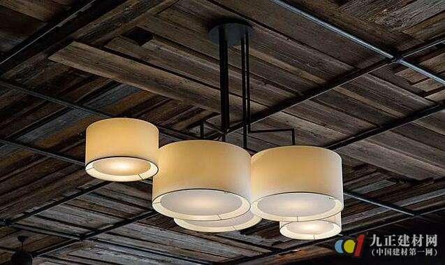 吊灯安装装饰效果图5