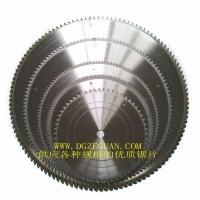 铝铜切割片 高速铝材锯片 圆锯片