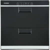 HYUNDAI现代嵌入式消毒柜HY-9010DS银色